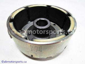 Used Arctic Cat Snow MOUNTAIN CAT 900 OEM part # 3005-887 flywheel rotor for sale