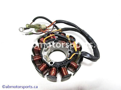 Used Arctic Cat Snow MOUNTAIN CAT 900 OEM part # 3005-784 stator for sale
