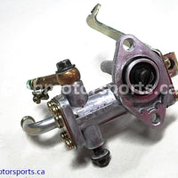 Used Arctic Cat Snow MOUNTAIN CAT 900 OEM part # 3006-396 oil pump for sale