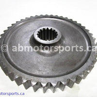 Used Arctic Cat Snow MOUNTAIN CAT 900 OEM part # 1602-333 lower chain case sprocket for sale