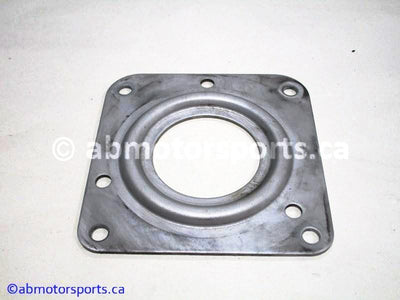 Used Arctic Cat Snow MOUNTAIN CAT 900 OEM part # 3008-304 oil seal plate for sale