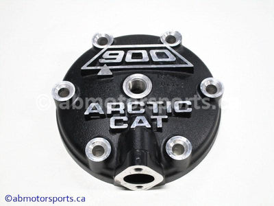 Used Arctic Cat Snow MOUNTAIN CAT 900 OEM part # 3006-390 cylinder head for sale