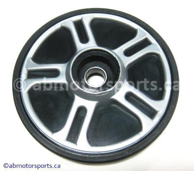 Used Arctic Cat Snow MOUNTAIN CAT 900 OEM part # 2604-197 or 3604-062 idler wheel for sale
