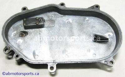 Used Arctic Cat Snow MOUNTAIN CAT 900 OEM part # 7996-259 chain case cover for sale
