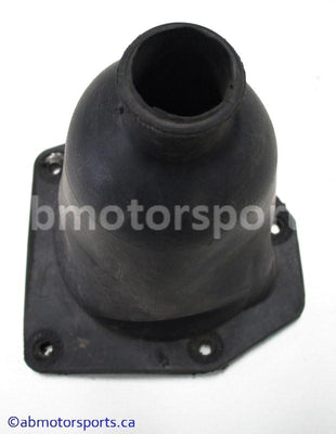 Used Arctic Cat Snow MOUNTAIN CAT 900 OEM part # 0605-333 steering boot left for sale