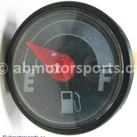 Used Arctic Cat Snow MOUNTAIN CAT 900 OEM part # 1670-241 fuel gauge with gasket for sale