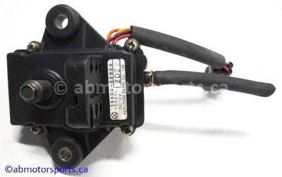 Used Arctic Cat Snow MOUNTAIN CAT 900 OEM part # 3005-671 exhaust valve servo motor for sale
