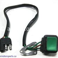 Used Arctic Cat Snow MOUNTAIN CAT 900 OEM part # 0609-526 hand warmer switch hi and low for sale