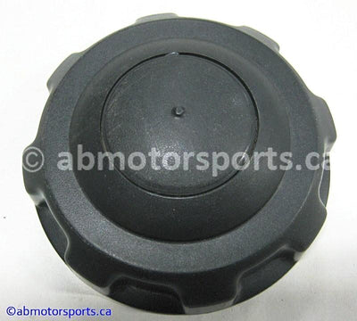 Used Arctic Cat Snow MOUNTAIN CAT 900 OEM part # 1670-199 fuel cap for sale