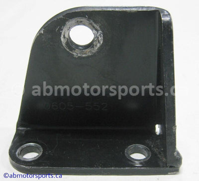 Used Arctic Cat Snow MOUNTAIN CAT 900 OEM part # 0705-407 backing plate for sale
