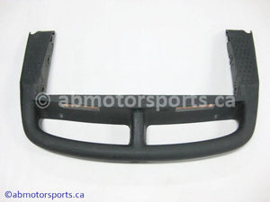 Used Arctic Cat Snow MOUNTAIN CAT 900 OEM part # 1606-200 rear bumper for sale