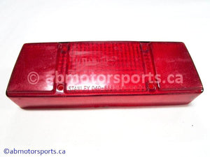 Used Arctic Cat Snow MOUNTAIN CAT 900 OEM part # 0609-090 tail light lens for sale