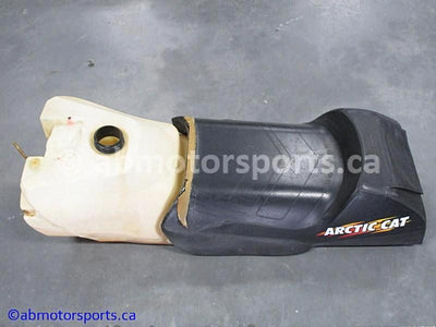 Used Arctic Cat Snow ZR 900 OEM part # 1718-354 seat with gas tank for sale