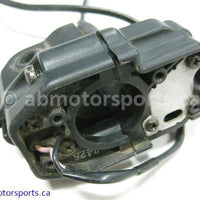 Used Arctic Cat Snow ZR 900 OEM part # 0609-574 throttle control housing for sale