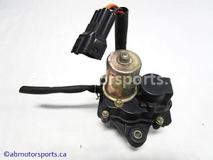 Used Arctic Cat Snow ZR 900 OEM part # 3005-671 exhaust valve servo motor for sale