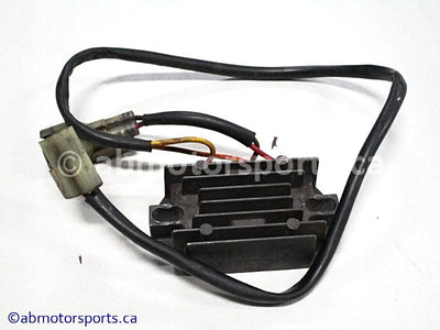 Used Arctic Cat Snow ZR 900 OEM part # 3005-891 regulator exhaust for sale