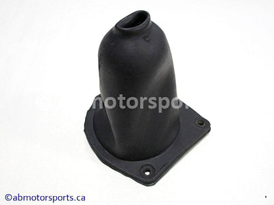 Used Arctic Cat Snow ZR 900 OEM part # 0605-333 steering boot left for sale