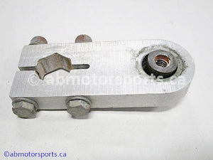 Used Arctic Cat Snow ZR 900 OEM part # 0704-014 pivot arm idler for sale