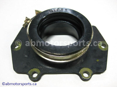 Used Arctic Cat Snow ZR 900 OEM part # 3005-875 intake flange for sale