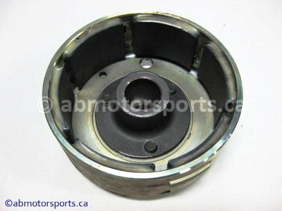 Used Arctic Cat Snow ZR 900 OEM part # 3005-887 flywheel rotor for sale