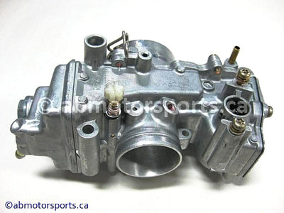 Used Arctic Cat Snow ZR 900 OEM part # 6506-306 right side carburetor for sale