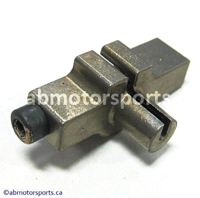 Used Arctic Cat Snow ZR 900 OEM part # 3005-860 exhaust valve stopper for sale