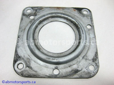 Used Arctic Cat Snow ZR 900 OEM part # 3008-304 oil seal plate for sale