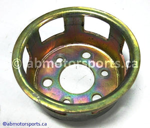 Used Arctic Cat Snow 580 EFI OEM part # 3003-929 starter pulley for sale