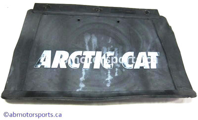 Used Arctic Cat Snow 580 EFI OEM part # 0616-613 snow flap for sale