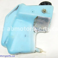 Used Arctic Cat Snow 580 EFI OEM part # 0670-662 oil tank for sale