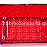 Used Arctic Cat Snow 580 EFI OEM part # 0609-090 tail light lens for sale