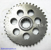 Used Arctic Cat Snow 580 EFI OEM part # 0602-451 sprocket for sale