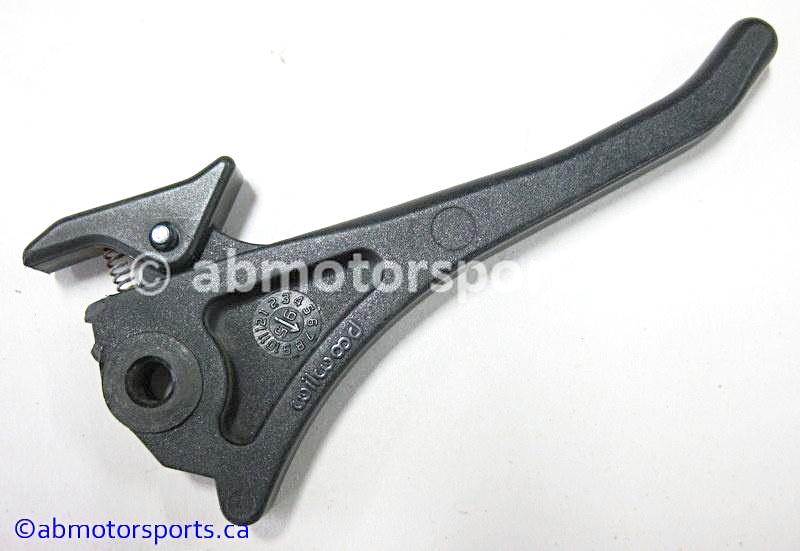 Used Arctic Cat Snow 580 EFI OEM part # 0602-711 brake lever for sale
