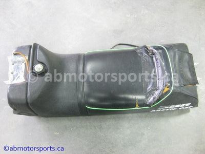 Used Arctic Cat Snow 580 EFI OEM part # 0770-211 and 0718-551 seat with gas tank for sale