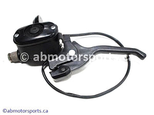 Used Arctic Cat Snow M8 Sno Pro OEM part # 1602-930 master cylinder for sale