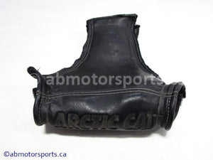 Used Arctic Cat Snow M8 Sno Pro OEM part # 1705-149 handlebar pad for sale