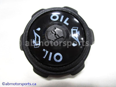 Used Arctic Cat Snow M8 Sno Pro OEM part # 1670-365 oil cap for sale