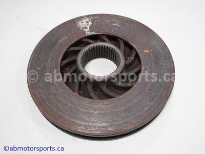 Used Arctic Cat Snow M8 Sno Pro OEM part # 1602-656 brake disc for sale