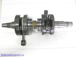 Used Arctic Cat Snow M8 Sno Pro OEM part # 3007-529 crankshaft for sale