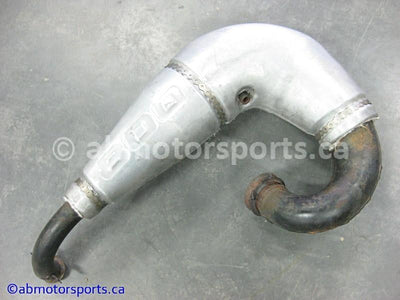 Used Arctic Cat Snow M8 Sno Pro OEM part # 1712-358 exhaust pipe for sale
