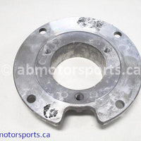 Used Arctic Cat Snow M8 Sno Pro OEM part # 3007-546 stator base plate for sale