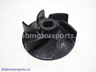 Used Arctic Cat Snow M8 Sno Pro OEM part # 3005-697 water pump impeller for sale