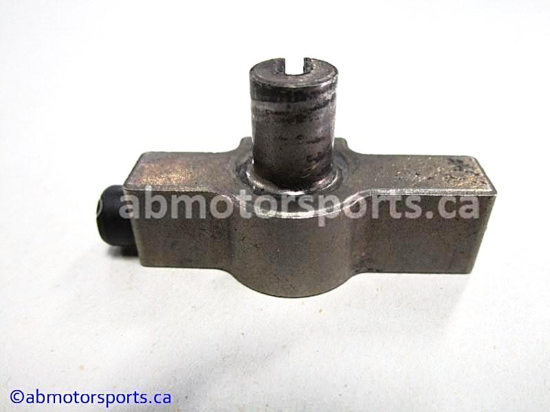 Used Arctic Cat Snow M8 Sno Pro OEM part # 3005-860 exhaust stopper valve for sale