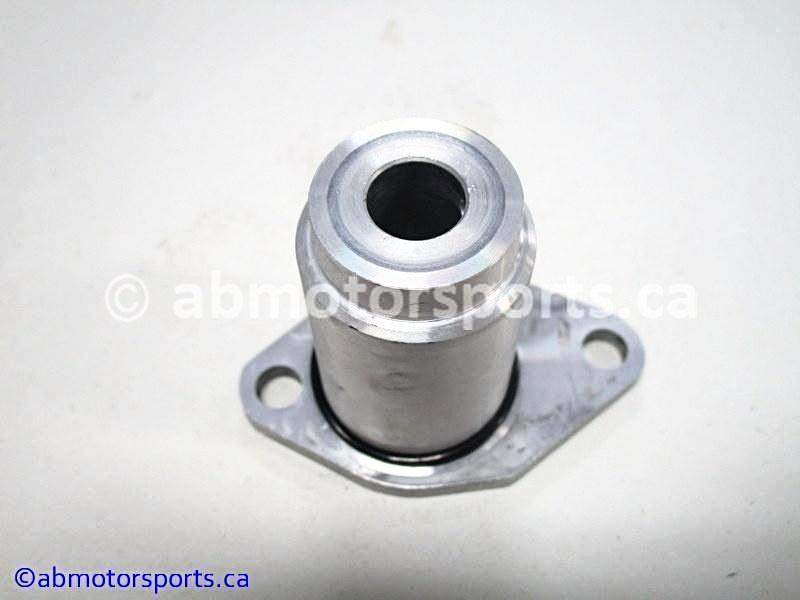 Used Arctic Cat Snow M8 Sno Pro OEM part # 3004-884 oil pump retainer for sale