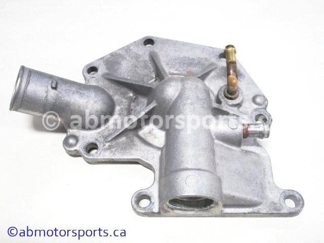 Used Arctic Cat Snow M8 Sno Pro OEM part # 3007-540 water pump case for sale