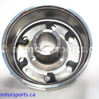 Used Arctic Cat Snow M8 Sno Pro OEM part # 3007-315 flywheel for sale