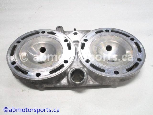 Used Arctic Cat Snow M8 Sno Pro OEM part # 3007-521 cylinder head for sale