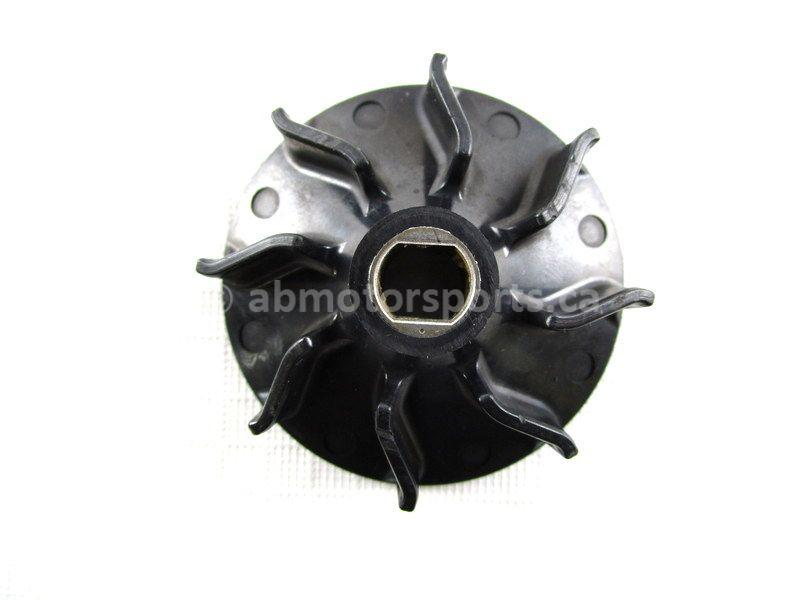 A used Impeller Water Pump from a 2010 M8 SNO PRO Arctic Cat OEM Part # 3007-896 Shop online here for your used Arctic Cat snowmobile parts in Canada!