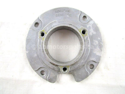 A used Stator Base Plate from a 2010 M8 SNO PRO Arctic Cat OEM Part # 3007-546 Arctic Cat snowmobile parts? Our online catalog has parts to fit your unit!
