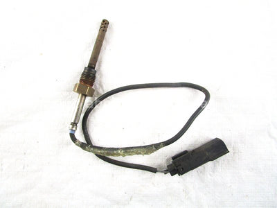 A used Exhaust Temperature Sensor from a 2010 M8 SNO PRO Arctic Cat OEM Part # 0630-229 for sale. Shop online for used Arctic Cat snowmobile parts in Canada!